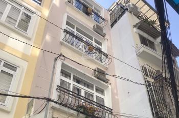 Chính chủ bán nhà mới xây hẻm 4m đường Bùi Viện, P Phạm Ngũ Lão Quận 1, LH 0985845849