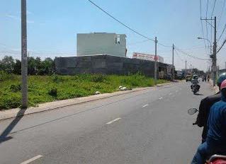 Cho thuê đất thổ cư mặt tiền Lê Văn Lương, xã Nhơn Đức, Nhà Bè