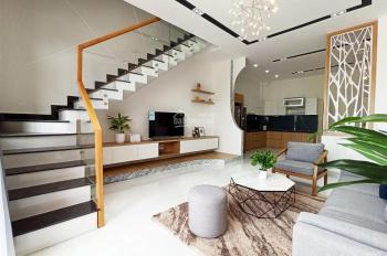 Nhà mặt tiền đường DX 034, trệt 2 lầu, full nội thất, trung tâm Thủ Dầu Một, Bình Dương