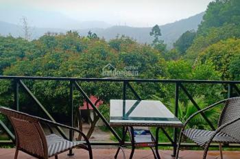 Bán khuôn viên biệt thự nghỉ dưỡng 16000m2 tại Lương Sơn