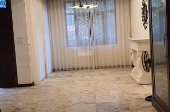Cho thuê biệt thự tại KĐT Trung Văn diện tích 175m2, 4 tầng và hầm. Căn hiếm có một không hai