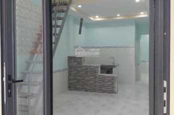 Nhà nhỏ đẹp hẻm 952 TL 43 gần KCN Bình Chiểu. Nhà mới vào ở ngay. 0909356994