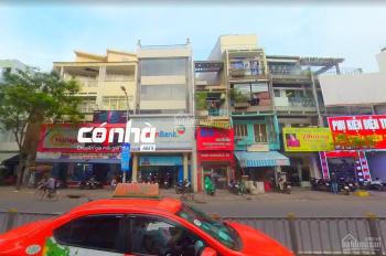 Cho thuê nhà mặt tiền đường Lê Hồng Phong, phường 10, quận 10. DT: 8x13m, 3 lầu, nhà khu trung tâm