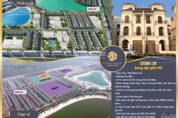 Chính chủ muốn bán lại căn biệt thự song lập Sao Biển 08 - 25 giá gốc chủ đầu tư. LH 0964992869