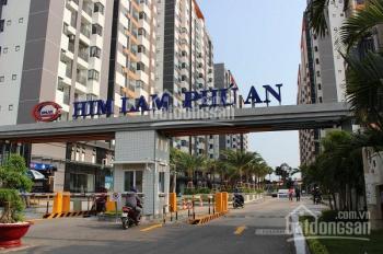 Cho thuê Him Lam Phú An, 70m2 2PN + 2WC nhà trống 7tr/th - full nội thất 9tr/th bao PQL. 0904418583