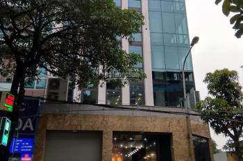 Cho thuê nhà mặt phố siêu đẹp tại Vũ Phạm Hàm, Cầu Giấy - DT: 110m2 x 5 tầng, MT: 6.5m