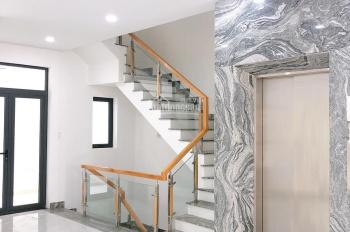 Cho thuê nhà nguyên căn mới hoàn thiện có thang máy, 5x20m trong KDC Vạn Phúc, Thủ Đức