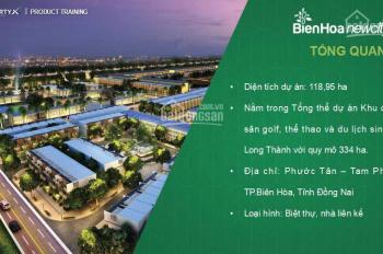 Hot - Biên Hòa New City suất nội bộ giá 24tr/m2, sổ đỏ trao tay, xd tự do, kí mới 35%, 0938599586