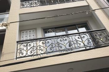 Cho thuê nhà mới HXH Cửu Long, P. 2, 1T 3L, 5x10m, HK