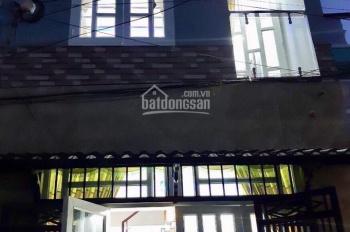 Bán nhà mới xây cuối 2017 1 lầu, sổ riêng, thổ cư, nhà đang cho thuê 7.5tr/tháng giá bán 1,35 tỷ