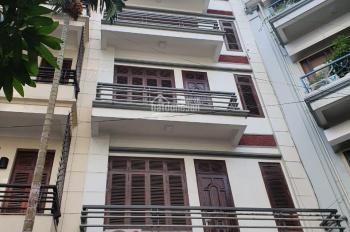 Cho thuê nhà Trung Kính đôi, đầu ngõ Trung Kính, 76m2, 5 tầng, giá 30tr/th. Liên hệ 0987 560 669
