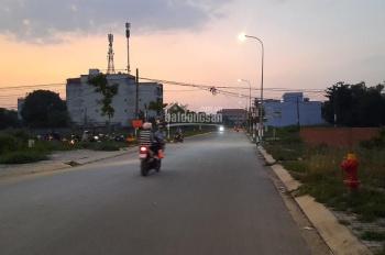 Bán đất tại đường Trần Văn Giàu khu đô thị Tân Tạo Central Park. Giá 29tr - 40tr/m2 sổ hồng đầy đủ
