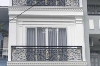 Cho thuê nhà mới MT Trương Hoàng Thanh, P. 12, Tân Bình, 1T3L, 4x15m, HK