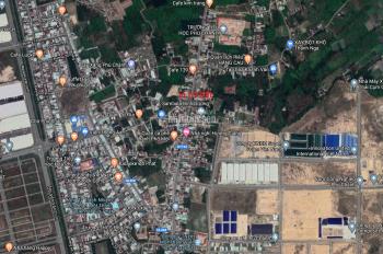 Cần bán gấp lô đất ngay mặt tiền đường ĐT 742. Cách UBND Phường Phú Chánh 600m, giá 1,1 tỷ/100m2