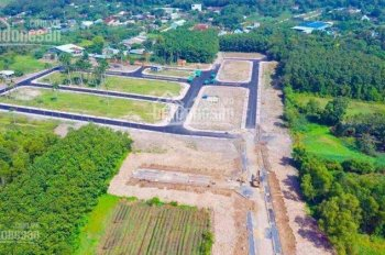 Đất nền sổ hồng riêng từng nền Nguyễn Văn Khạ, thị trấn Củ Chi cách cao tốc Mộc Bài 400m
