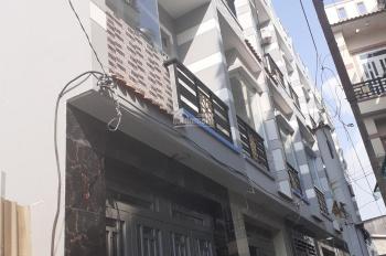 Bán nhà 1 trệt 2 lầu sân thượng 3 x 8m, đường Bến Phú Định, P16, Q8, giá 1.85 tỷ