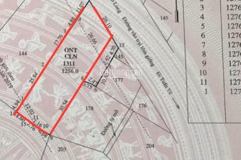 Bán đất mặt tiền chính chủ, DT: 1140m2 (900m2 thổ cư), liên hệ A Hoàng: 0966926599