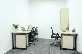 Cho thuê văn phòng full nội thất mới 100% tại toà nhà Diamond Flower - số 1 Hoàng Đạo Thuý