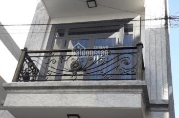 Bán nhà hẻm 7m có lề đường Nguyễn Hữu Dật, Q Tân Phú, DT 4m x 17m, đúc 4 tấm chính chủ giá tốt