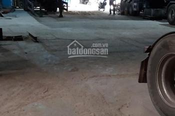 Cho thuê kho xưởng kiên cố đường đi thuận lợi, container đỗ cửa mặt tiền Mỹ Phước Tân Vạn
