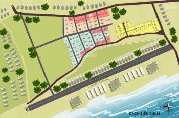 Đất vườn sân bay Lộc An Hồ Tràm, 980tr/500m2, sổ hồng riêng từng nền, công chứng sang tên ngay