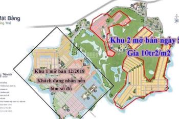 Biên Hòa New City - mở bán khu mới ngay trong sân golf - giá gốc CĐT chỉ từ 12tr/m2 - CK từ 2 - 18%