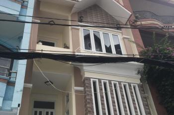 Cho thuê nhà 207/3C Phạm Văn Hai gần MT CMT8 hẻm thông nhiều ngã, 4PN
