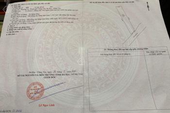 Bán đất nền giá rẻ phường 12, thành phố Vũng Tàu, Bà Rịa Vũng Tàu