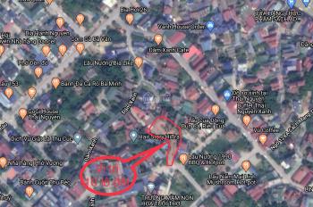 Bán đất trung tâm phường Phan Đình Phùng, TP Thái Nguyên. LH: 096.1894.330