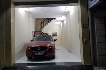 Nhà đẹp kinh doanh đỉnh, phân lô ô tô Nguyễn Trãi, Trường Chinh, Tây Sơn, 55m2x5T, MT: 4.5m, 8.1 tỷ