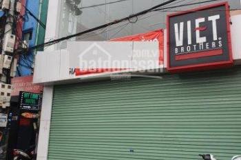 Cho thuê cửa hàng kinh doanh, mặt phố Phạm Văn Đồng. Diện tích 55m2 x 2 tầng riêng, mặt tiền 5m