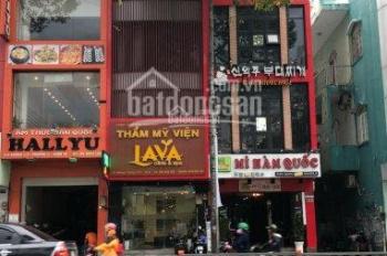 Bán nhà mặt tiền đường tân khai, Thuận kiều, Quận 11, DT: 4.8x18m, 2 lầu, giá chỉ 13.6 tỷ (tl)