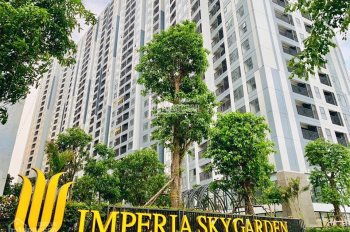 Cần bán cắt lỗ gấp căn 3PN, 2016 tòa B - Imperia Sky Garden, 3.8 tỷ