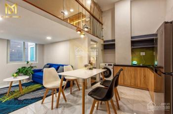 Bán căn hộ gác lửng mini Bình Tân, full nội thất