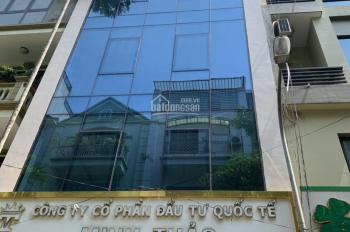 Cho thuê nhà mặt phố Xã Đàn, DT 130m2 x 7 tầng + 1 lửng, mt 5m. Mỗi tầng 2p khép kín, giá 150 tr/th