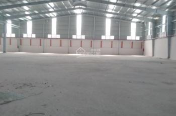 Cho thuê xưởng MT QL 13, Tân Định, Bến Cát, DTX: 5000m2, giá: 350 triệu/tháng