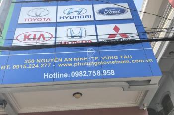 Cho thuê nhà mặt tiền Nguyễn An Ninh