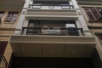 Chính chủ cần bán nhà 5 tầng mặt phố Giang Văn Minh. Diện tích 30m2, MT 4,5m, giá 12,6 tỷ