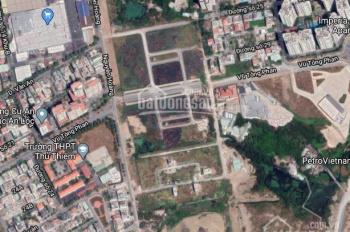 Bán đất dự án khu dân sổ hồng riêng. Giá 1ty3, đường Nguyễn Hoàng - Q2, DT: 90m2, LH 0902796285