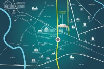 Bán dự án mặt tiền DT 743, thành phố Thuận An - Bình Dương giá cạnh tranh - SĐT 0931855848