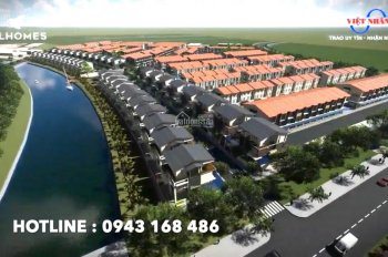 Belhomes Hải Phòng, khu đô thị Ven Sông đầu tiên tại đại đô Bắc Sông Cấm, Hải Phòng