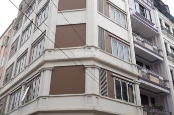 Bán nhà PL đường đôi Trung Kính, Trung Hòa. DT 75m2 x 5 tầng, ngõ ô tô tránh nhau