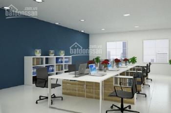 Văn phòng cho thuê Quận 1 mới, có nội thất