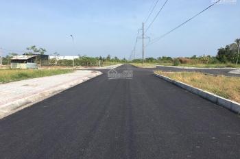 Cặp nền KDC Nguyễn Huệ, TP Ngã Bảy - Đường Số 1 hai chiều lộ 29m