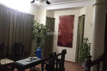 Cho thuê nhà ngõ 65 Lạc Trung, Q. HBT, Hà Nội, DT 33m2 x 4T, giá 9tr/th