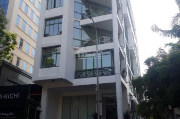 Cho thuê nhà 2 mặt tiền 49H Phan Đăng Lưu, P.7, Q. Phú Nhuận, 12x25m, 1 trệt, 2 lầu, giá 170 triệu