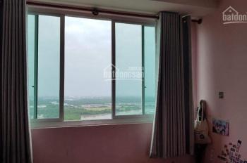 Cần bán gấp CHCC Belleza 105m2, 3 PN, 2WC, view Phạm Hữu Lầu cực đẹp. Full nội thất cao cấp