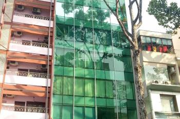 Cho thuê tòa nhà 24 Nguyễn Bỉnh Khiêm, P. Đa Kao, Q.1, 12x30m, 2 hầm, 1 trệt, 8 lầu, giá 295 triệu