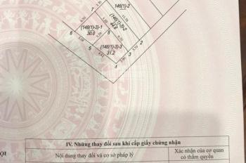 Bán mảnh đất 2 mt thoáng gần chợ Thượng Cát, Thượng Thanh, HN, DT: 31,2m, MT: 3,9m, giá 1,25tỷ