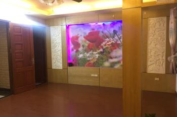Cho thuê nhà 5 tầng phố Thái Thịnh MT 5m5 x 54m2 ôtô đỗ cửa phù hợp kinh doanh